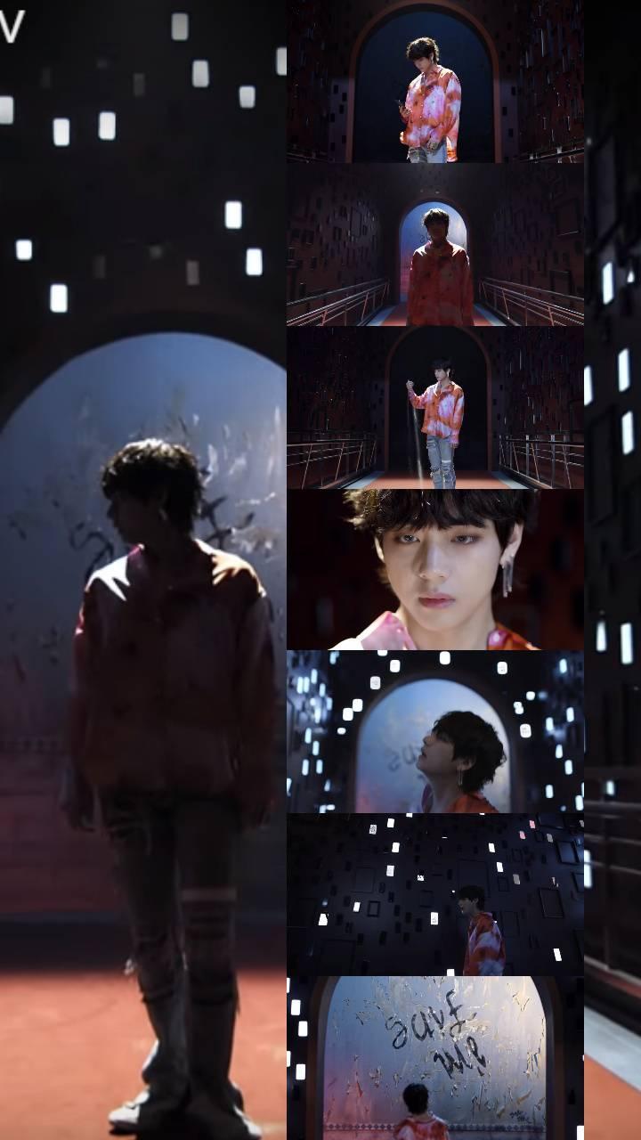 V BTS Fake Love