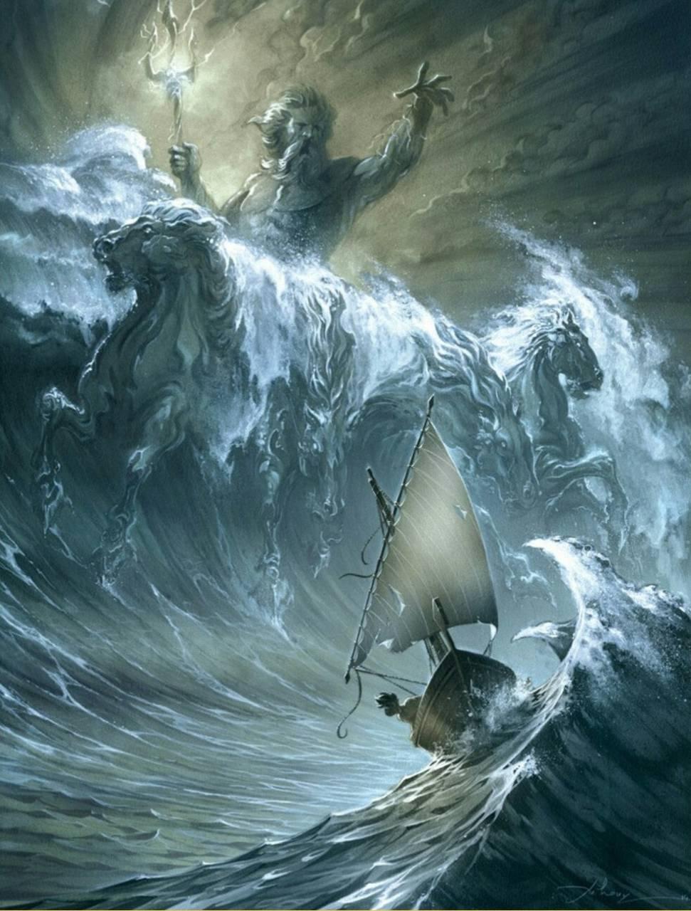 Poseidon l odyssee