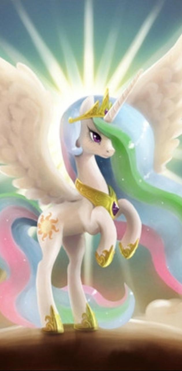 Pony Angel