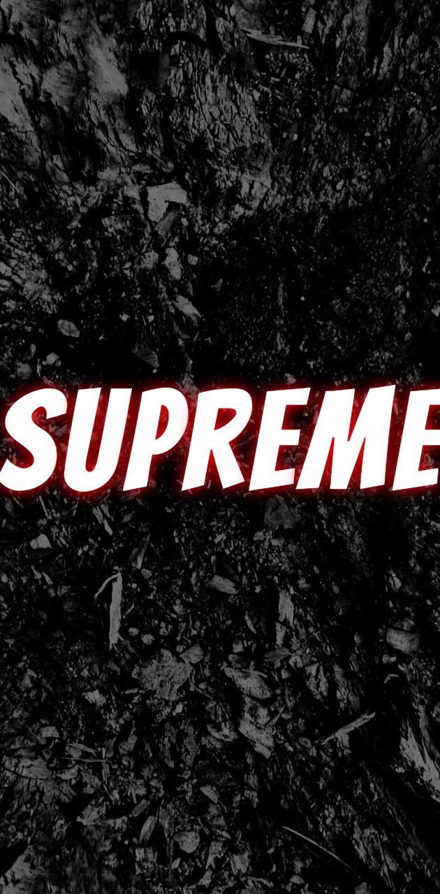 Supreme Black Grey