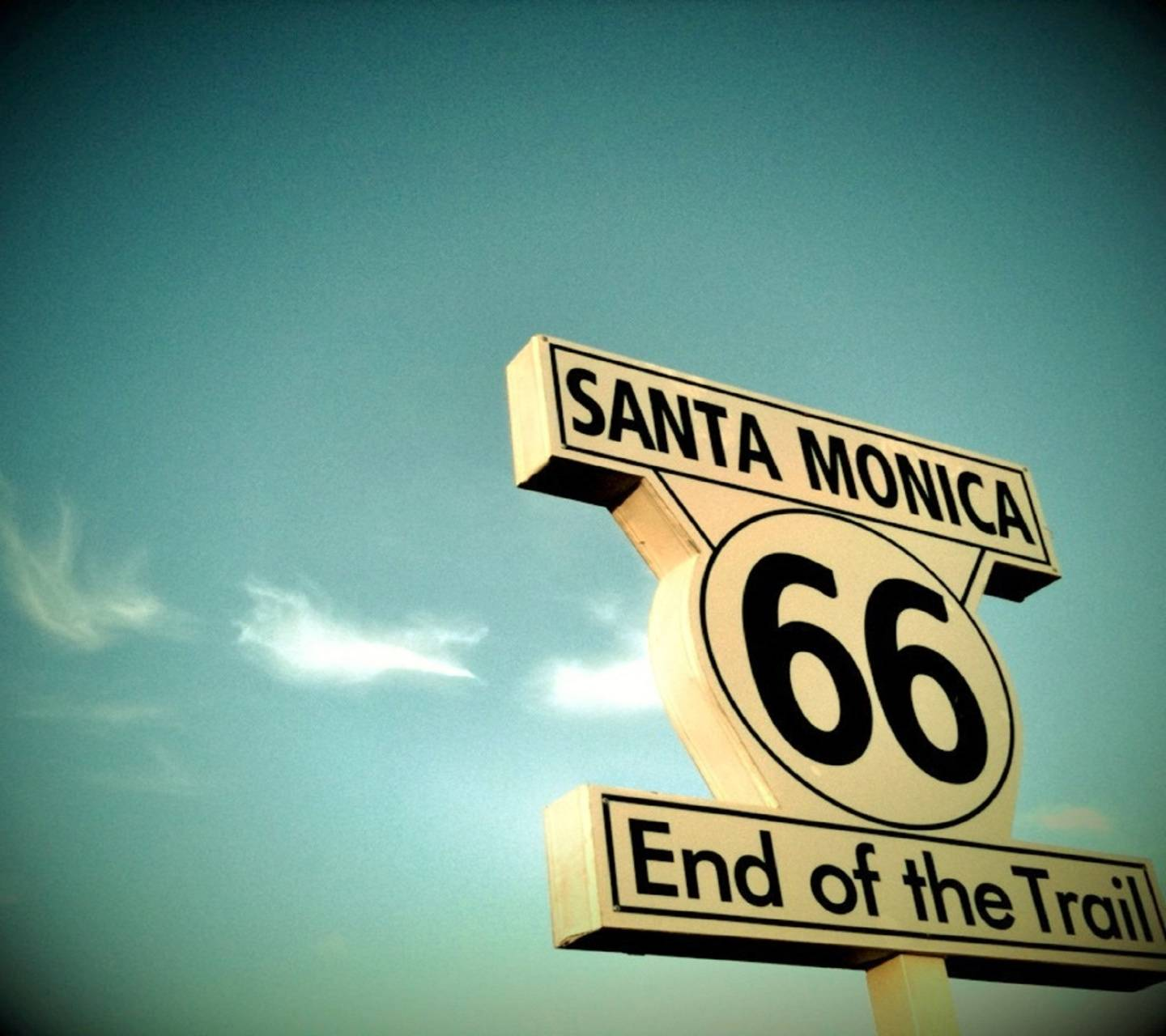 Route 66 Start-End