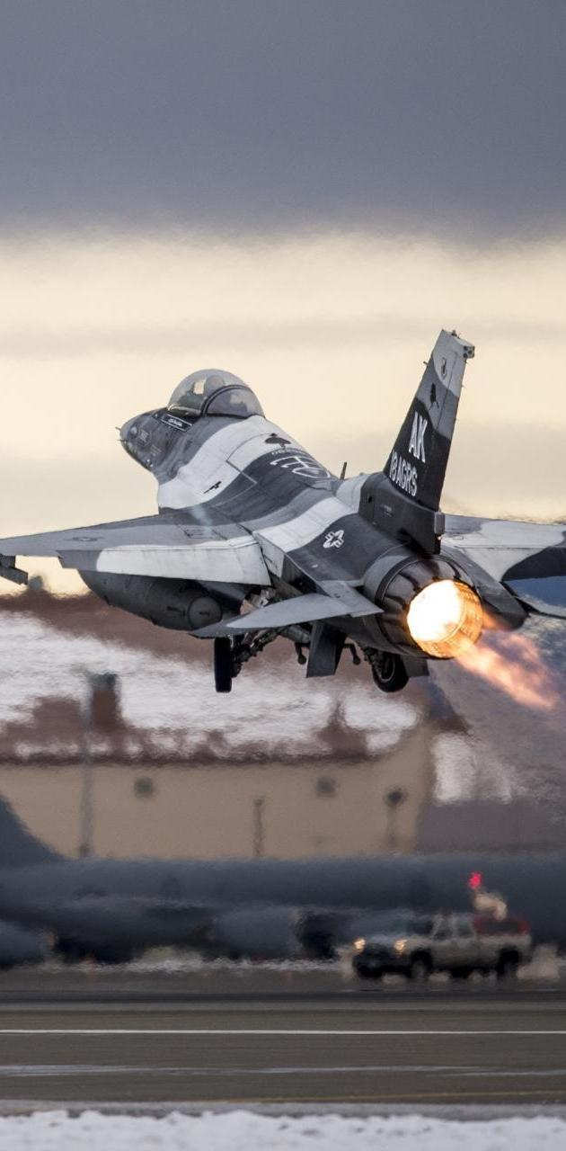 F-16 fighter germany