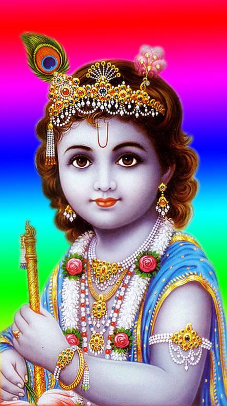 Hd Krishna Wallpapers