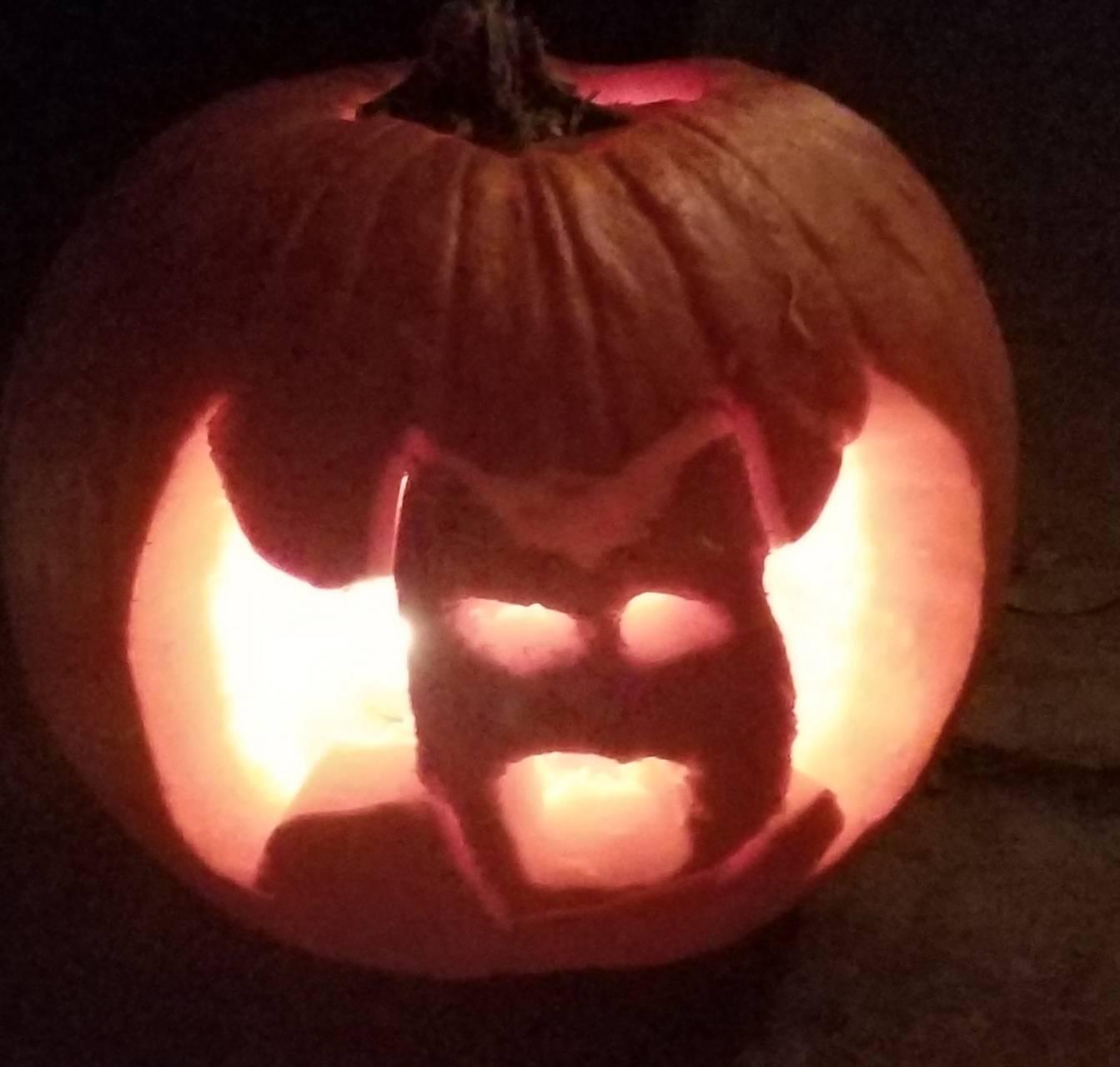 The Bat Pumkin