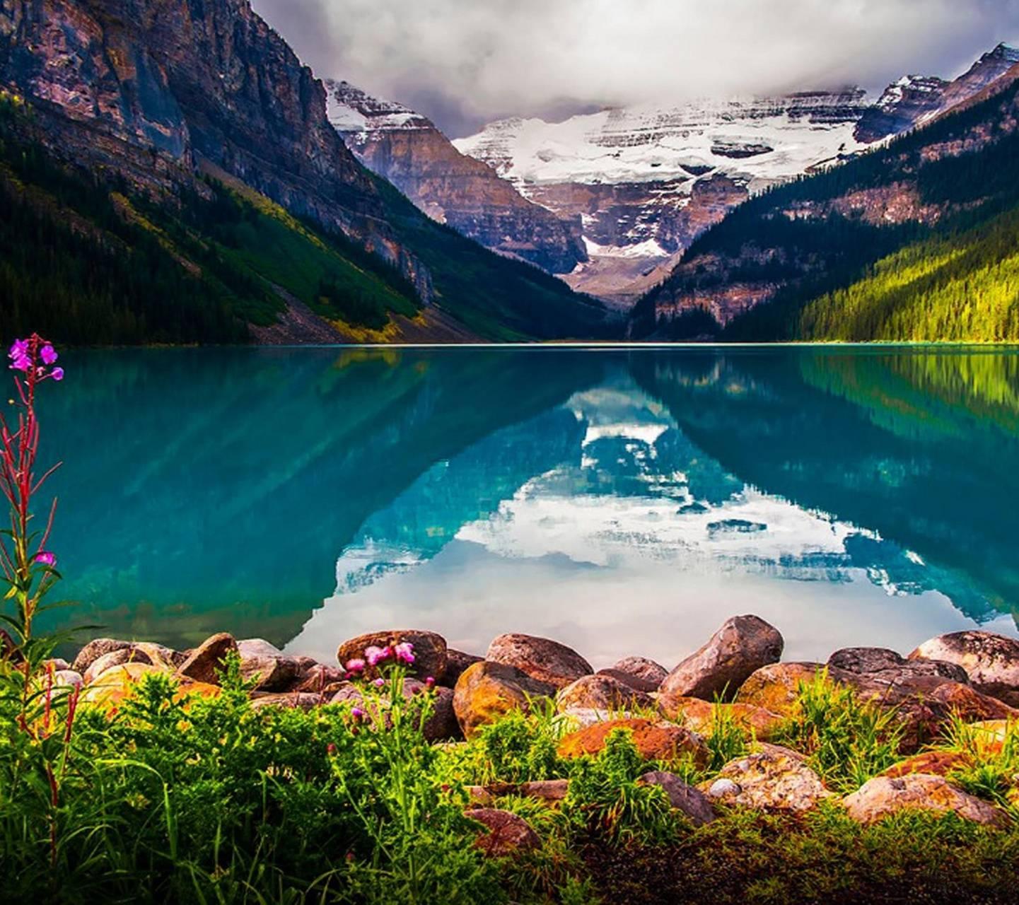 Lake-Louise wallpaper by SHRubel1 - dc