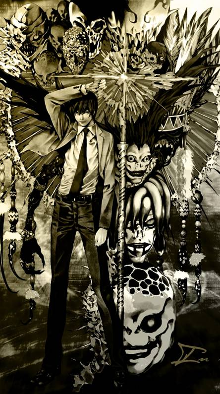 Death Note Wallpapers Free By Zedge