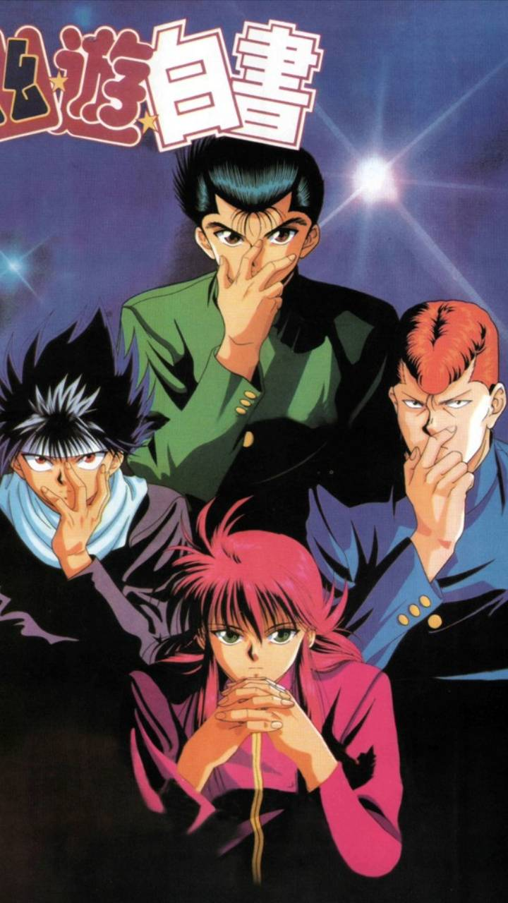Yu Yu Hakusho Wallpaper By Niusno 28 Free On Zedge