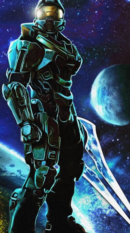 Master Chief Wallpapers Free By Zedge