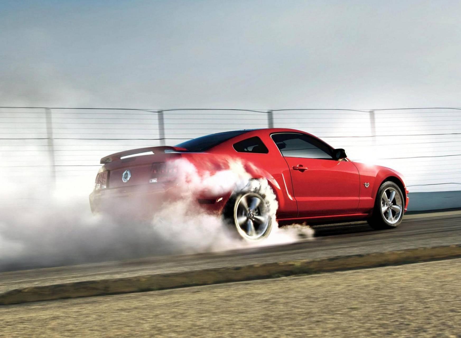 Ford Drifting