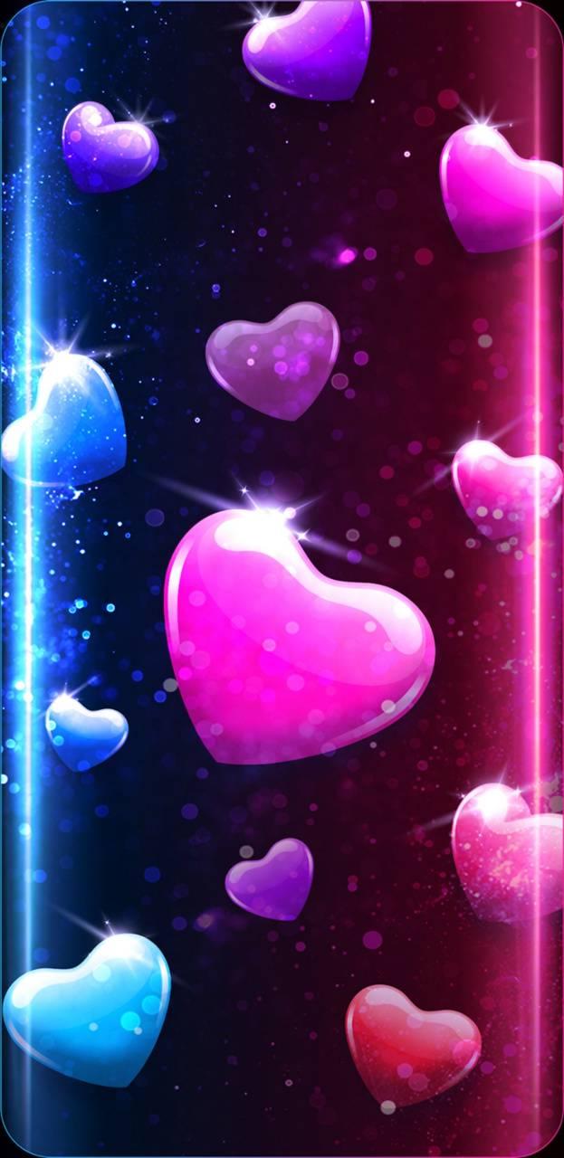PinkBlueHearts