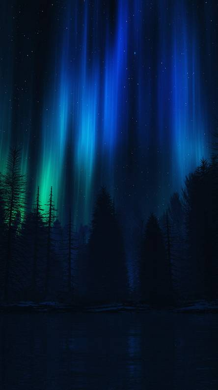 Northern lights Wallpapers - Free by
