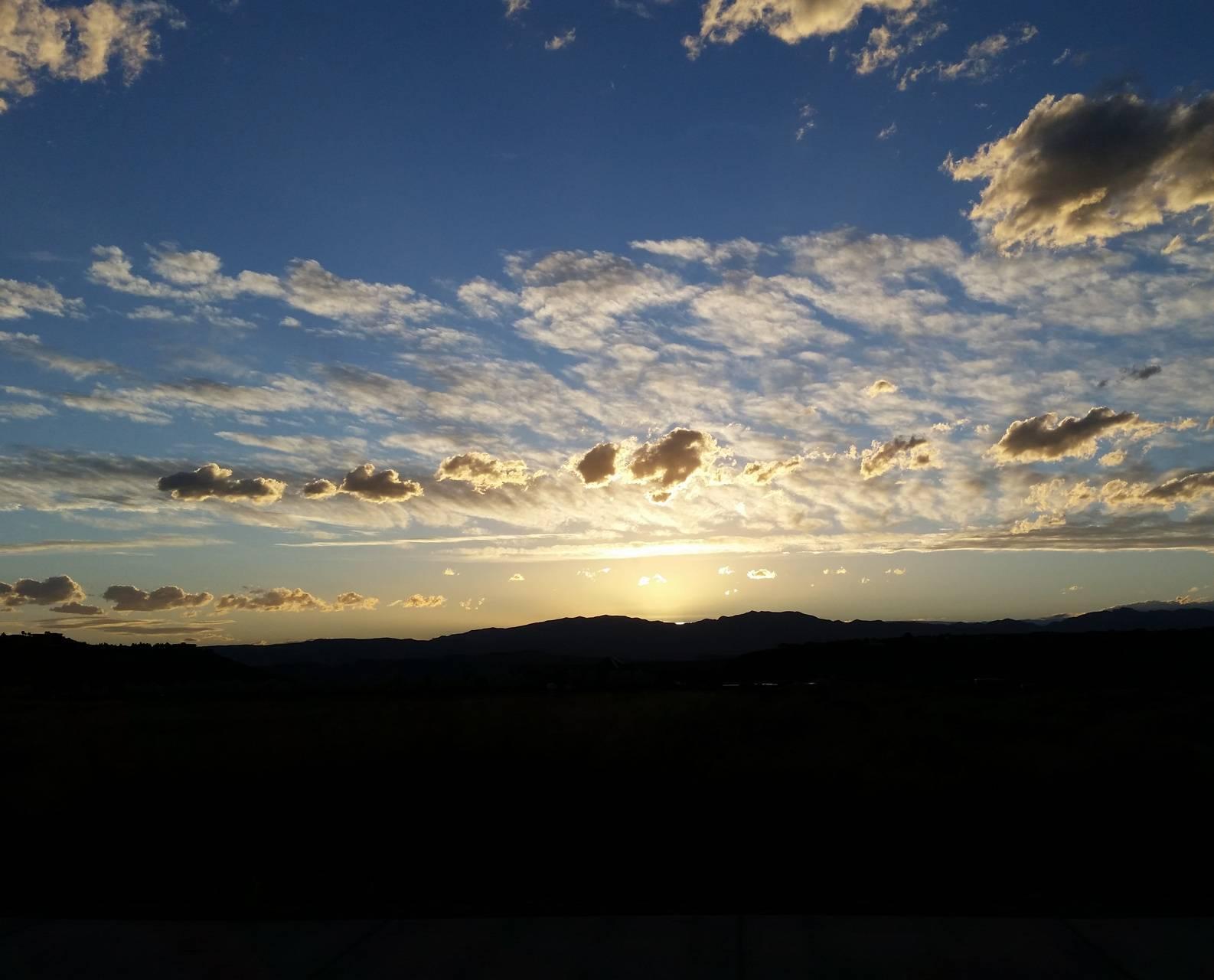 Desert Sunset 7