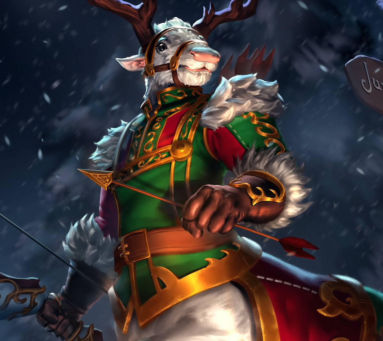 Reindeer Chiron