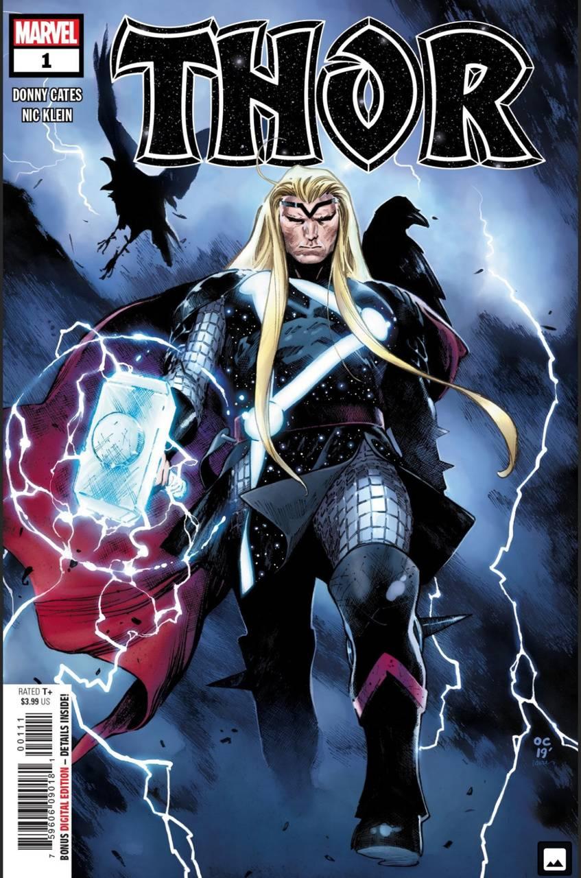 Cates Thor Cover