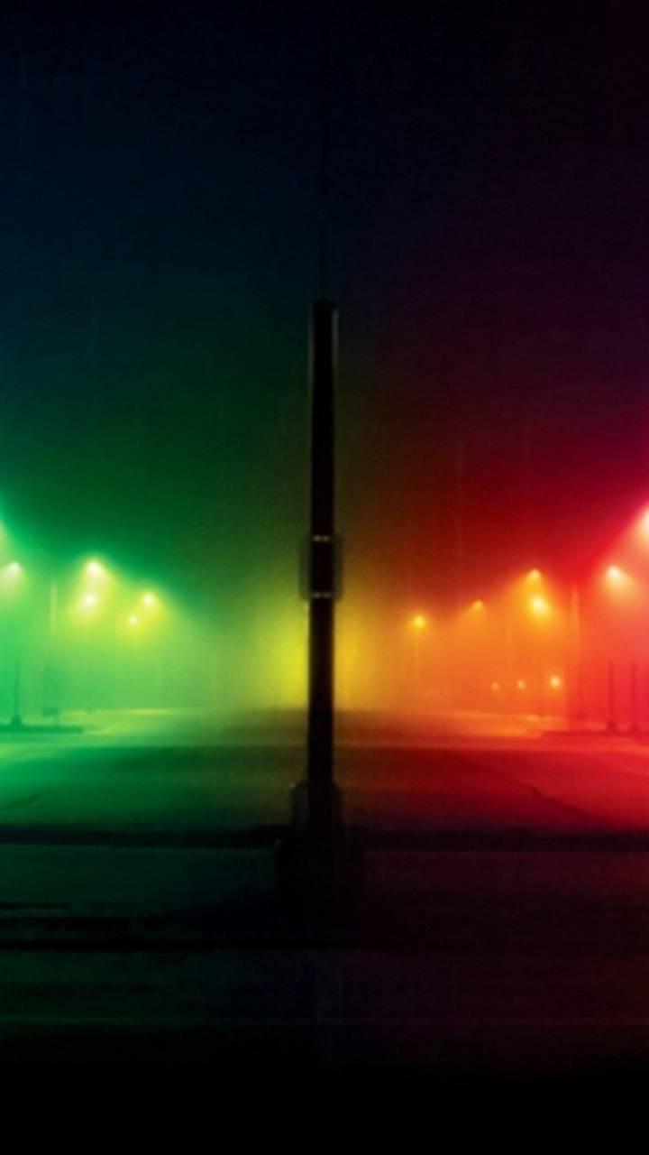 Multicolor night