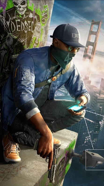 Watch Dogs 2 Ringtones And Wallpapers Free By Zedge