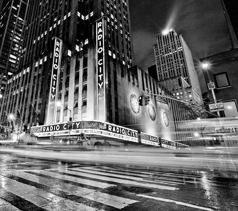 Motion Blur NYC