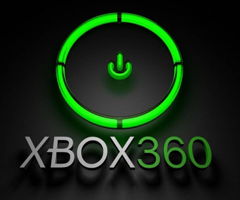 X Box Green Button