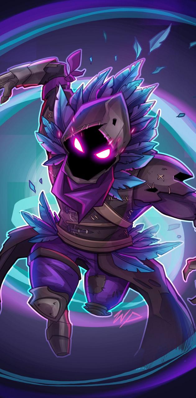 Fornite-Raven