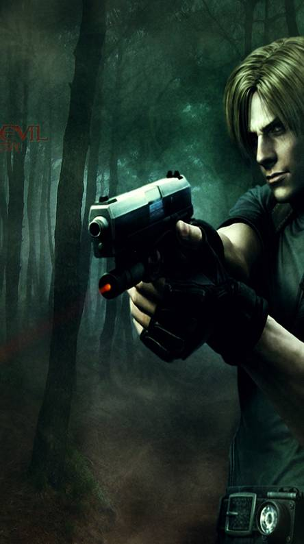Resident Evil 4 Leon Wallpapers Free By Zedge