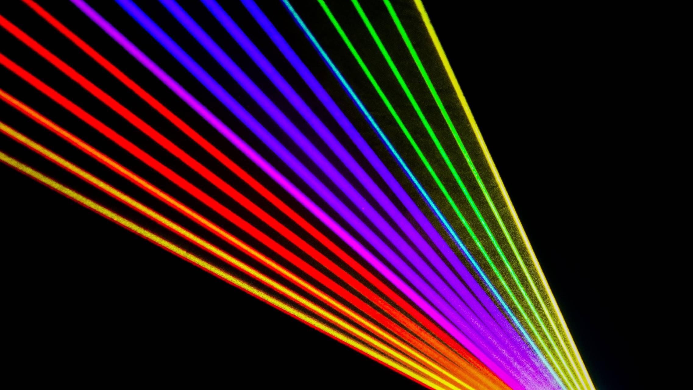 Laser field