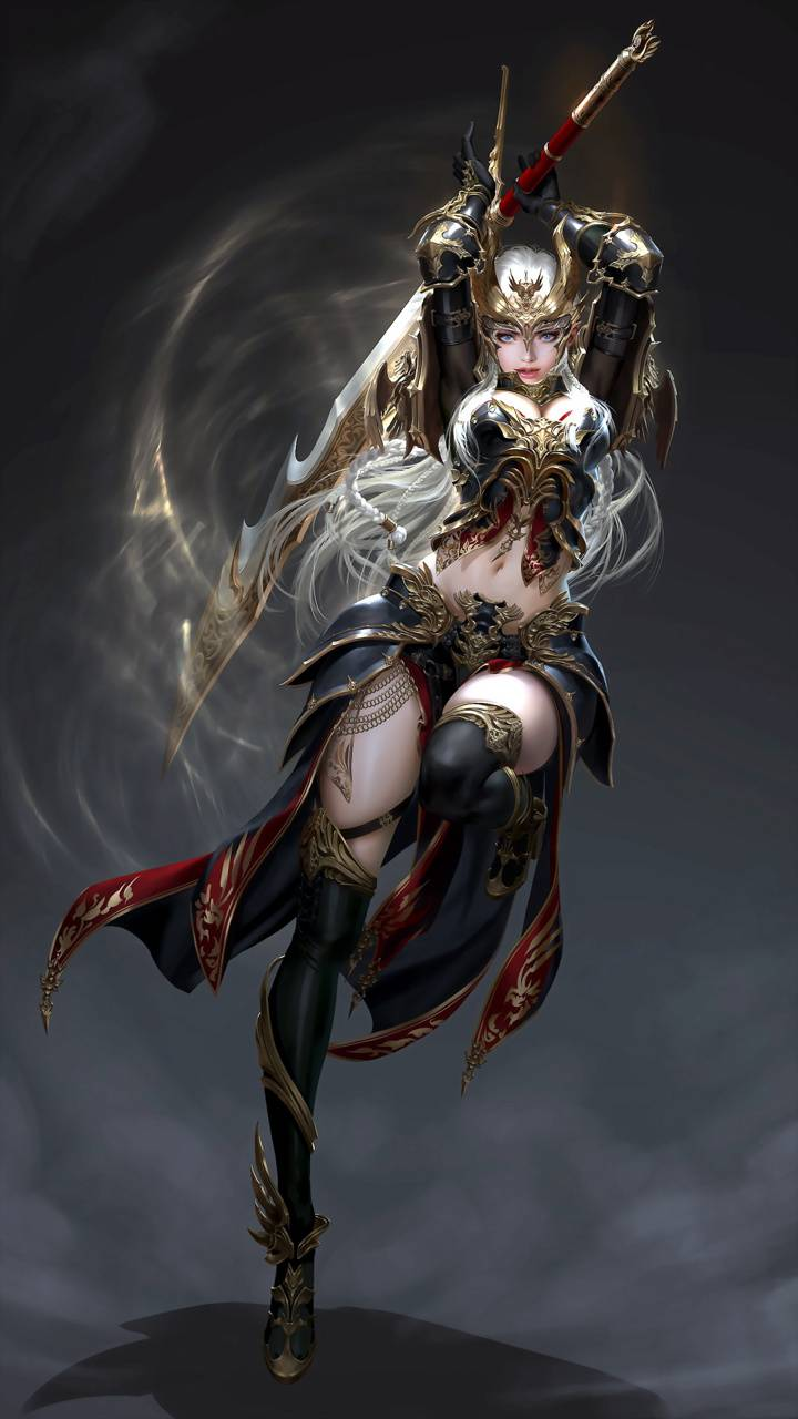 League Of Angels Wallpaper By Xtive A6 Free On Zedge