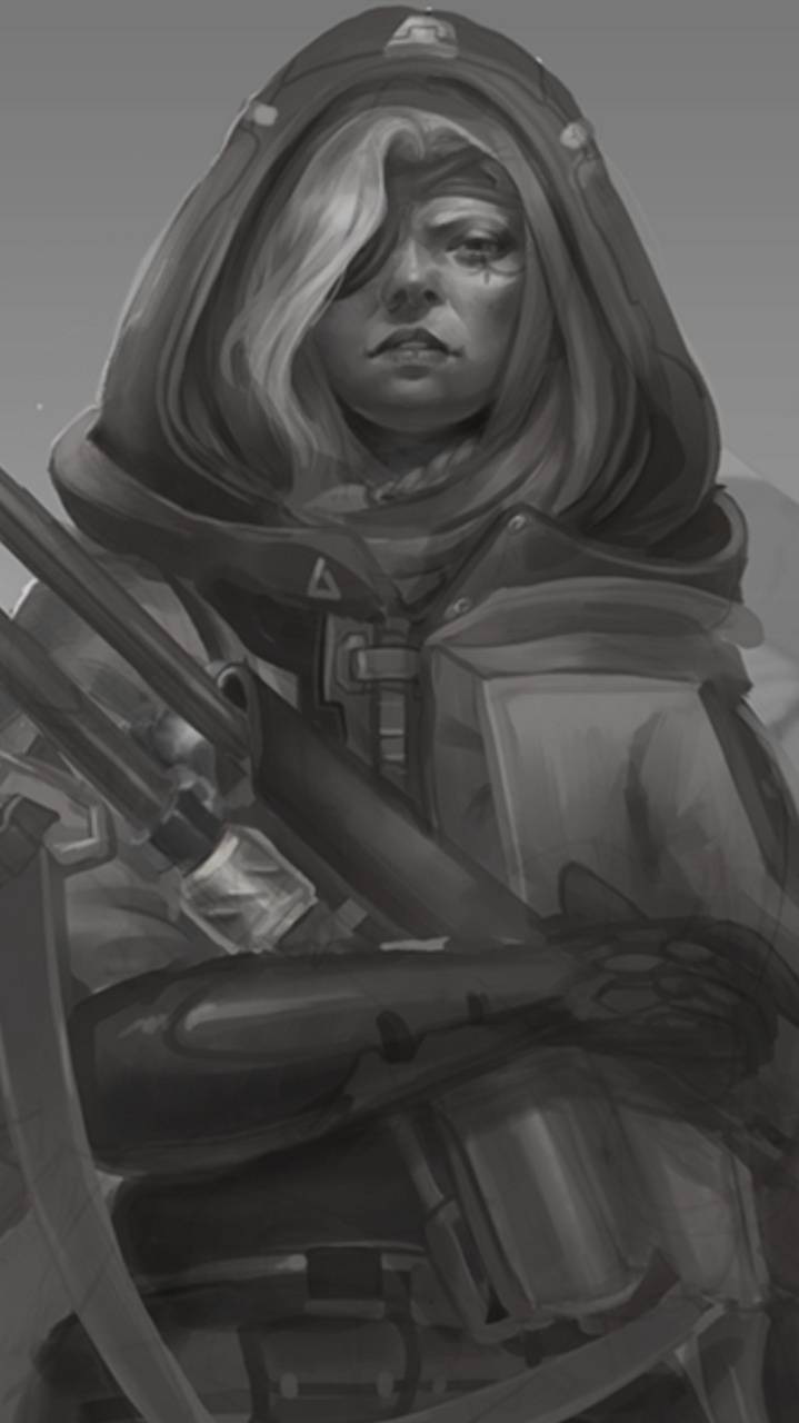 Ana from Overwatch