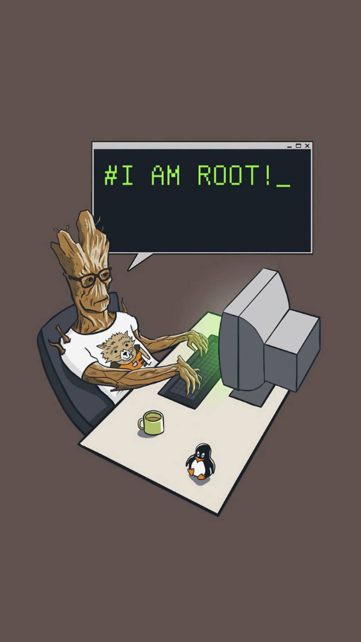 groot-i-am-root
