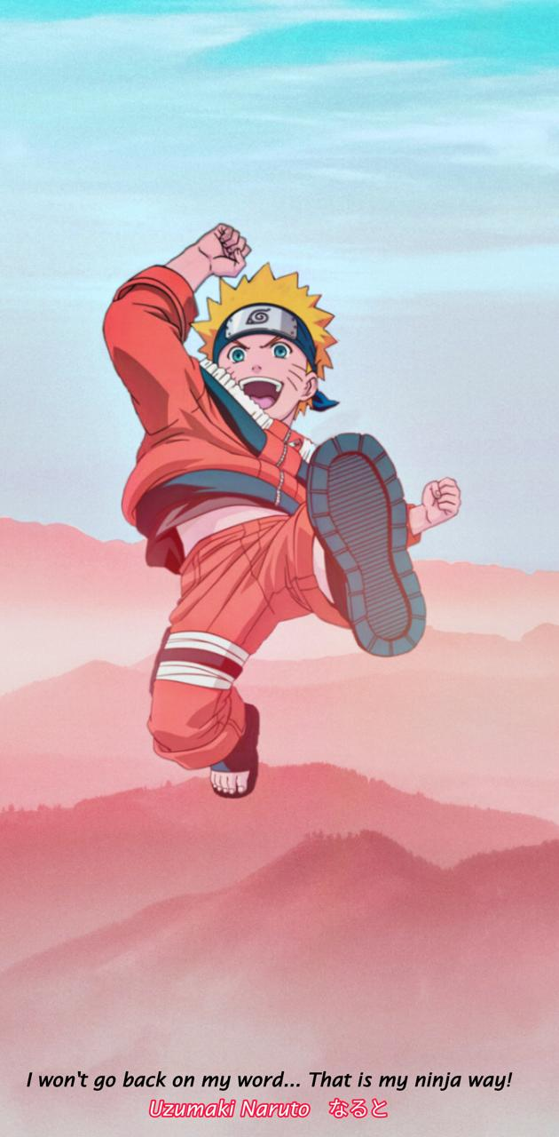 Naruto Uzumaki Kid