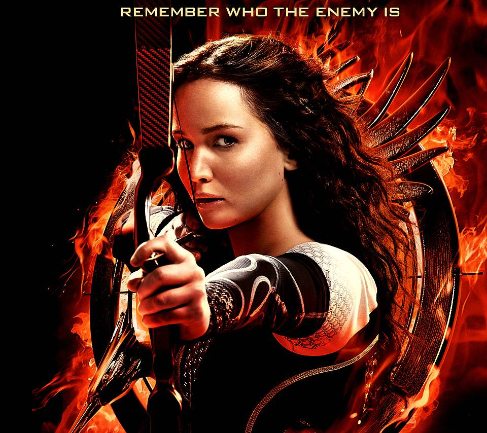 Catching Fire 1