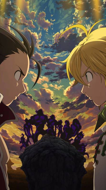 Nanatsu No Taizai Ringtones And Wallpapers Free By Zedge