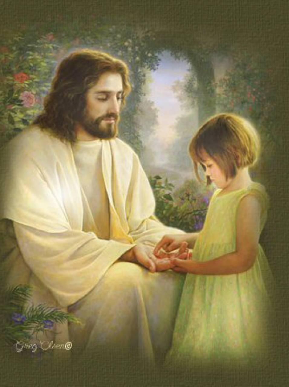 Jesus Always Present