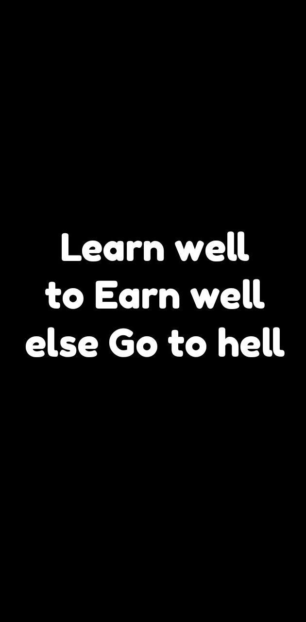 Learn well