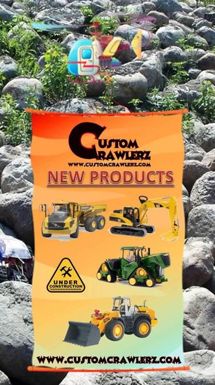 Custom Crawlerz New