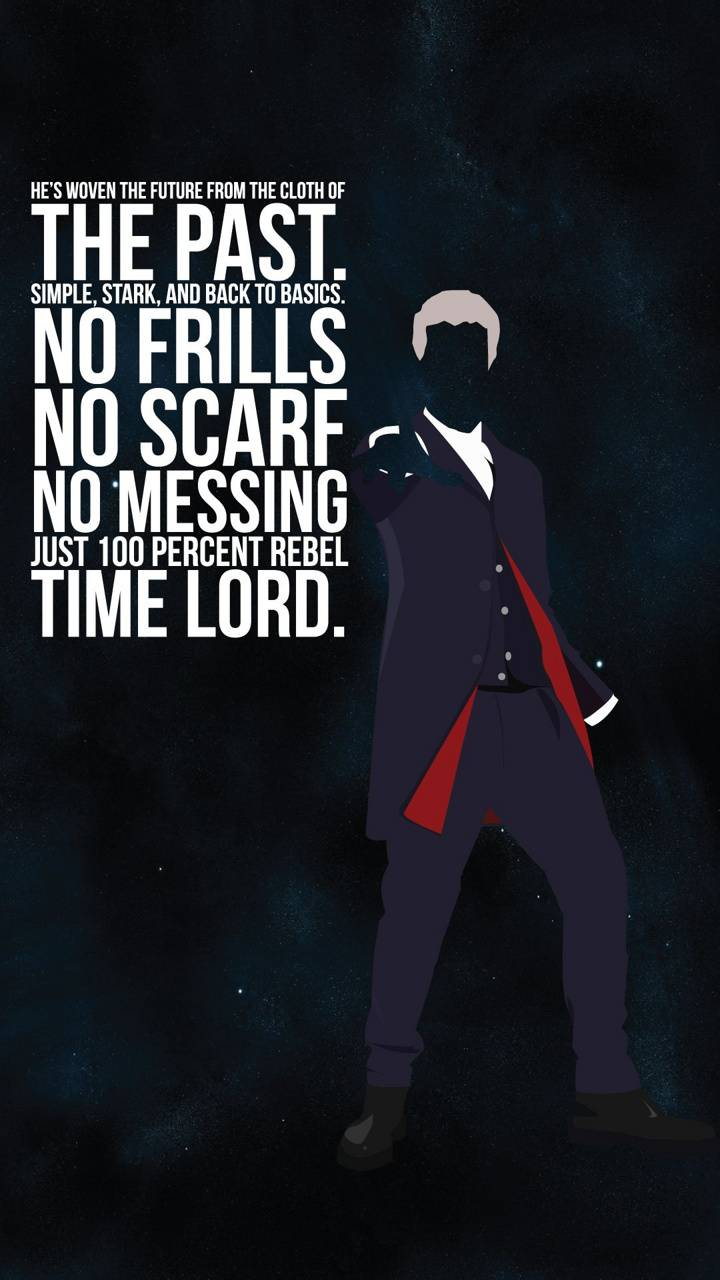 Doctor Who Capaldi Wallpaper By Bucktarded 1d Free On Zedge