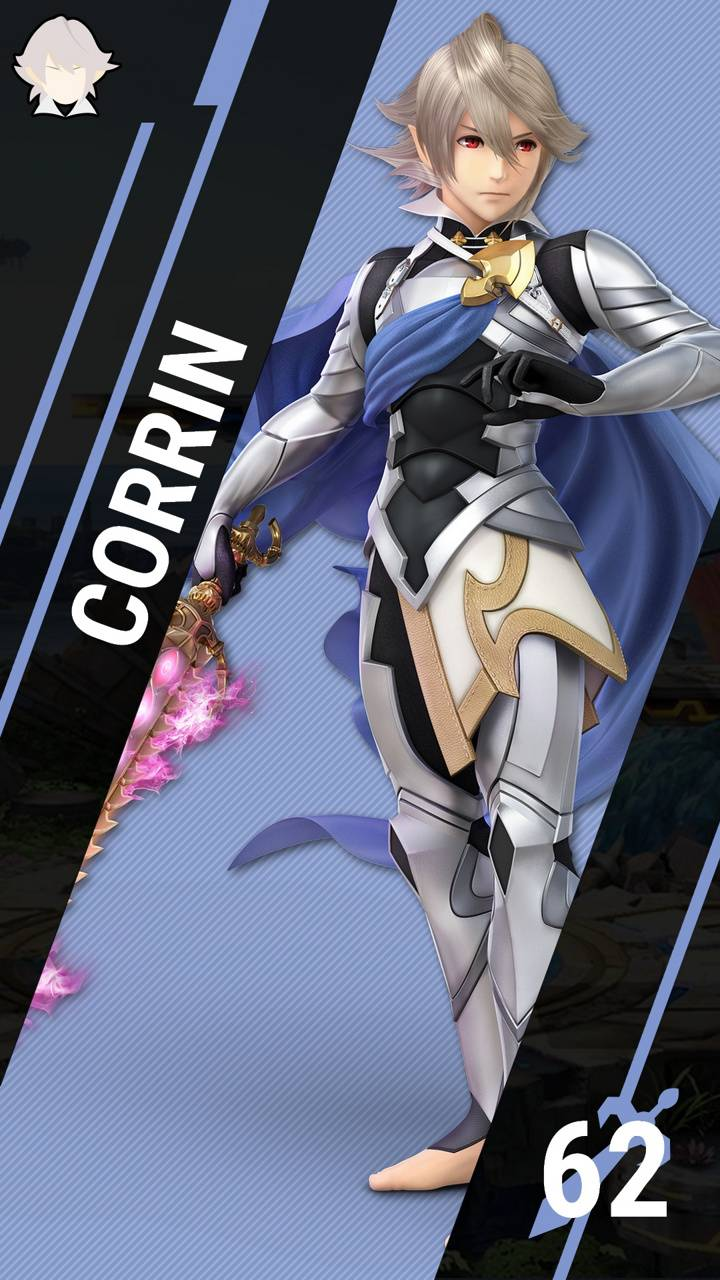 Ssbu Corrin Wallpaper By Rylow1 51 Free On Zedge