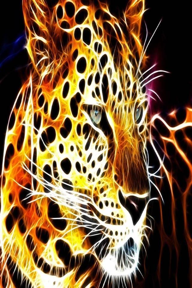 Animal fractals