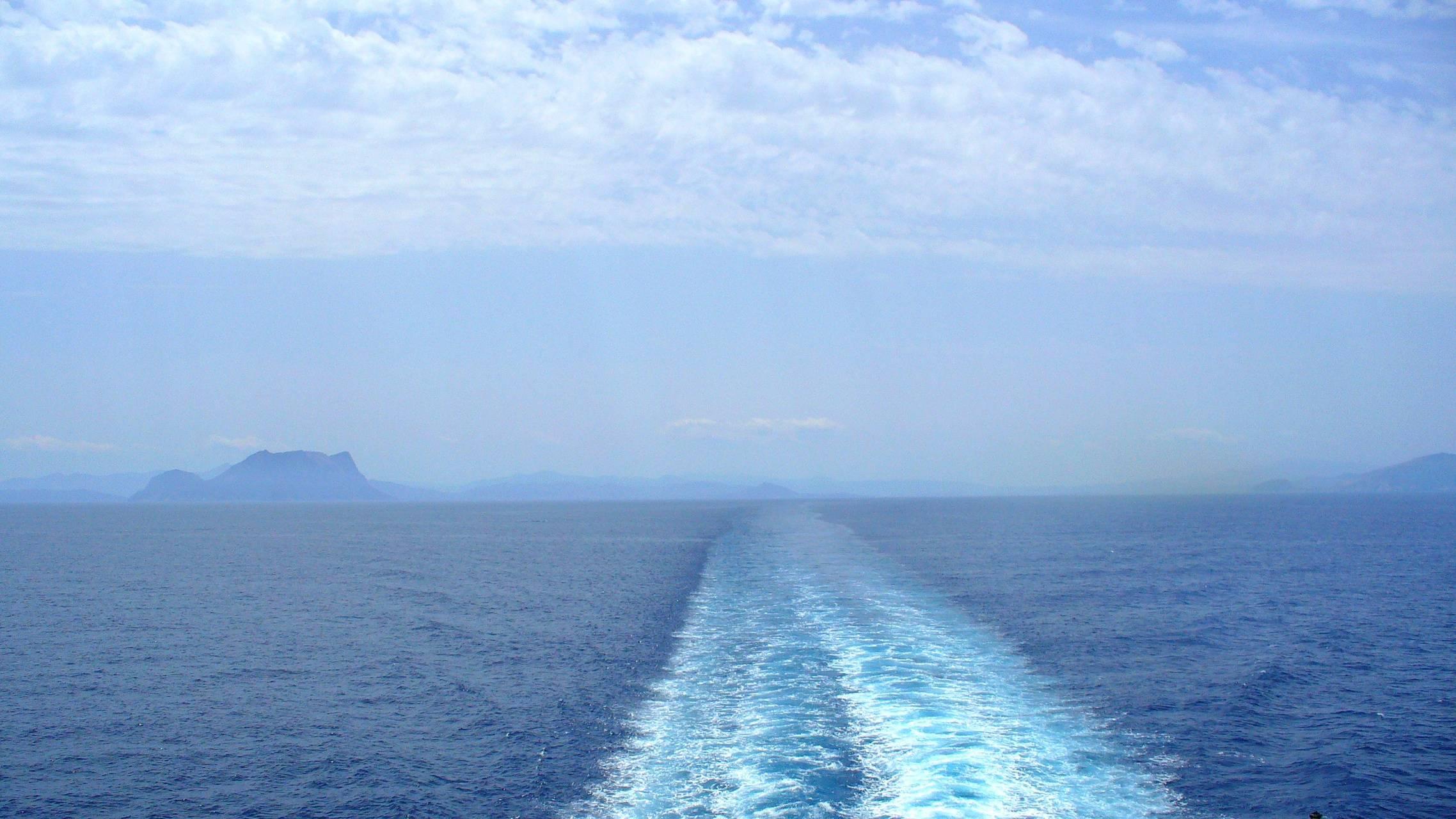 Goodbye Sardinia