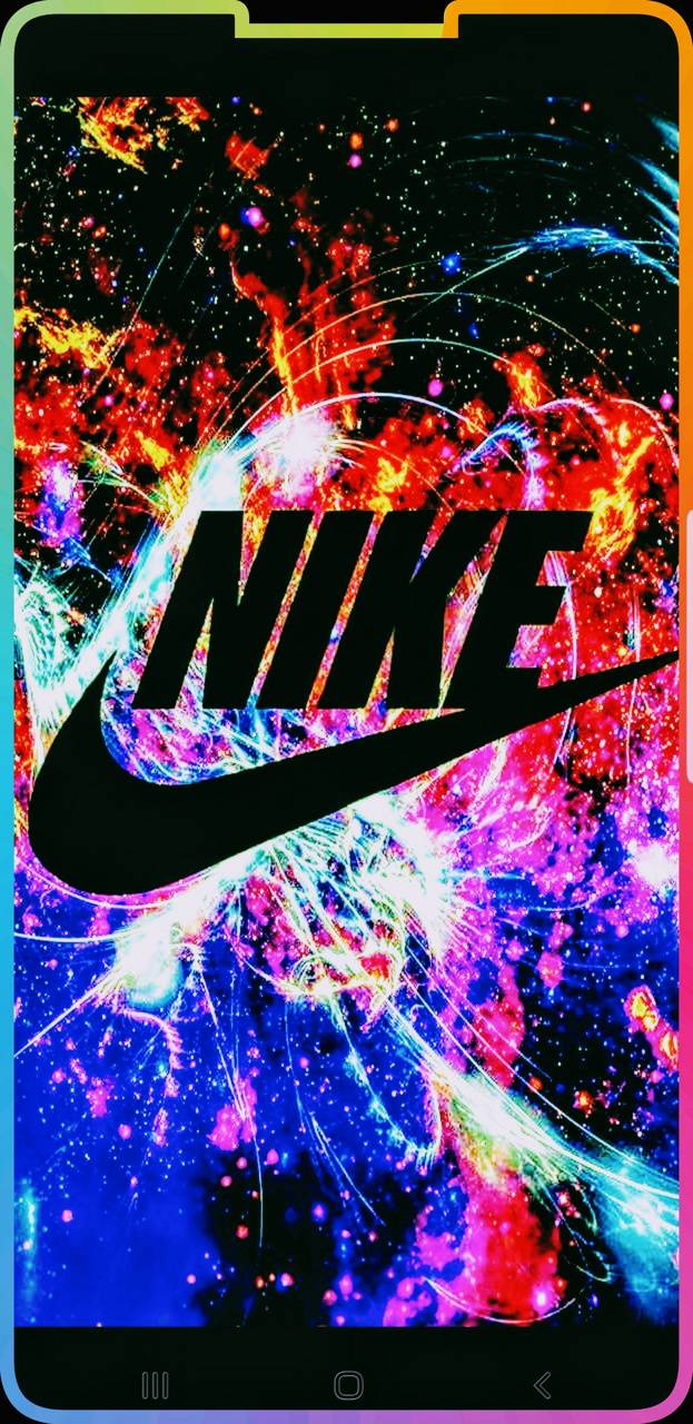 Nike colorful