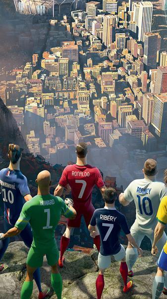 World Best Soccer