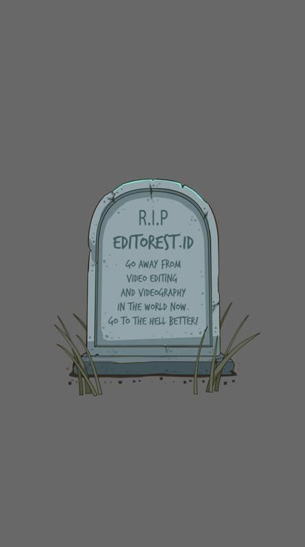 RIP Editorest