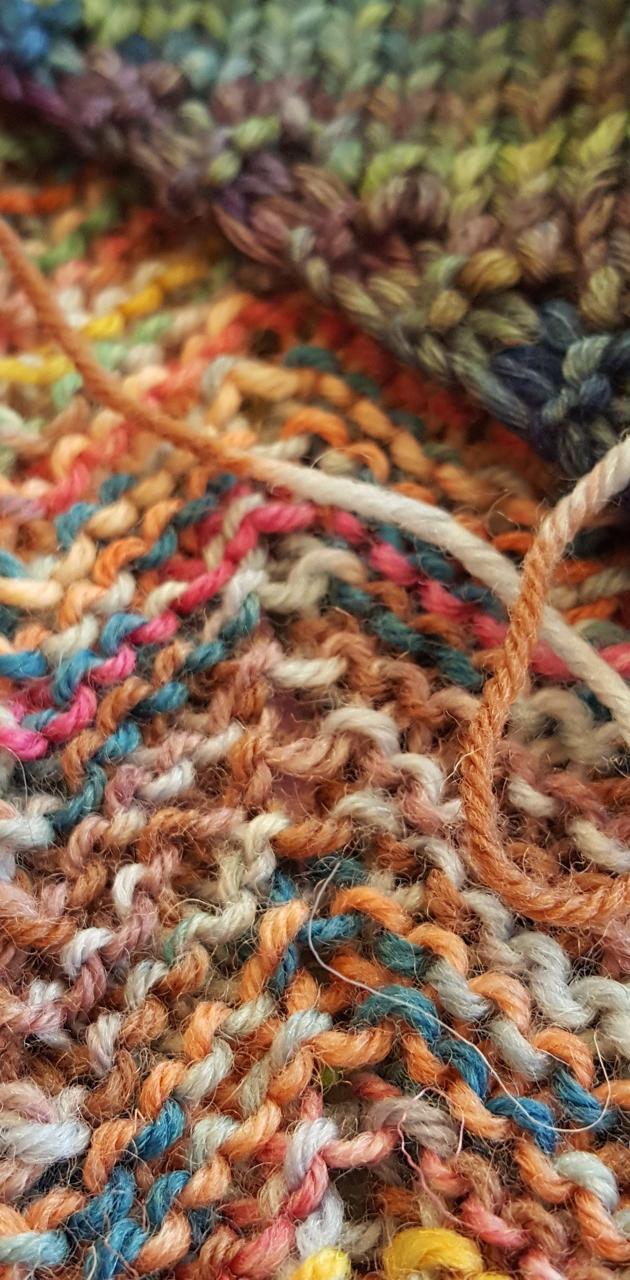 Knitting WIP