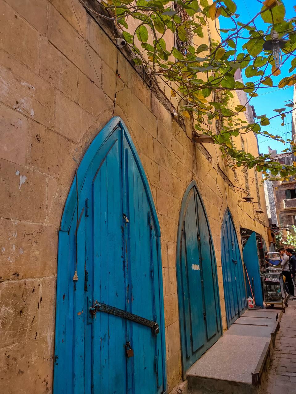 El moez street cairo