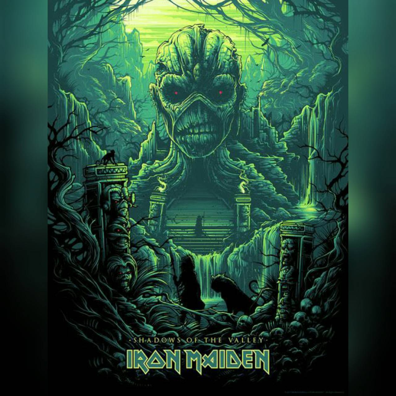 Iron Maiden Wallpaper By Metal Lover9088 D7 Free On Zedge