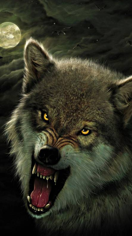 werewolf wallpapers free by zedge�