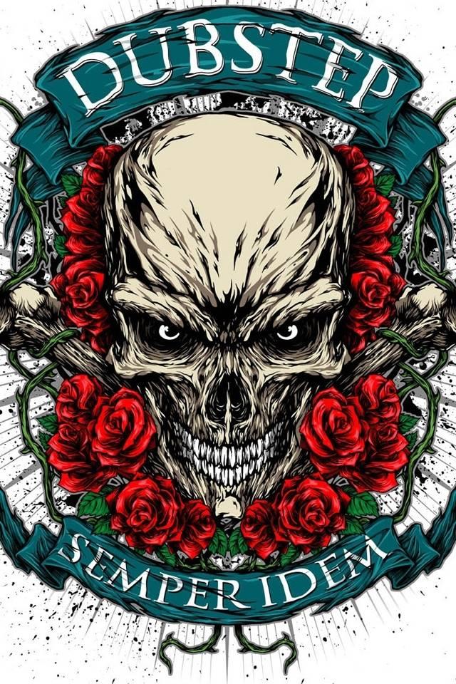 Dubstep Skull