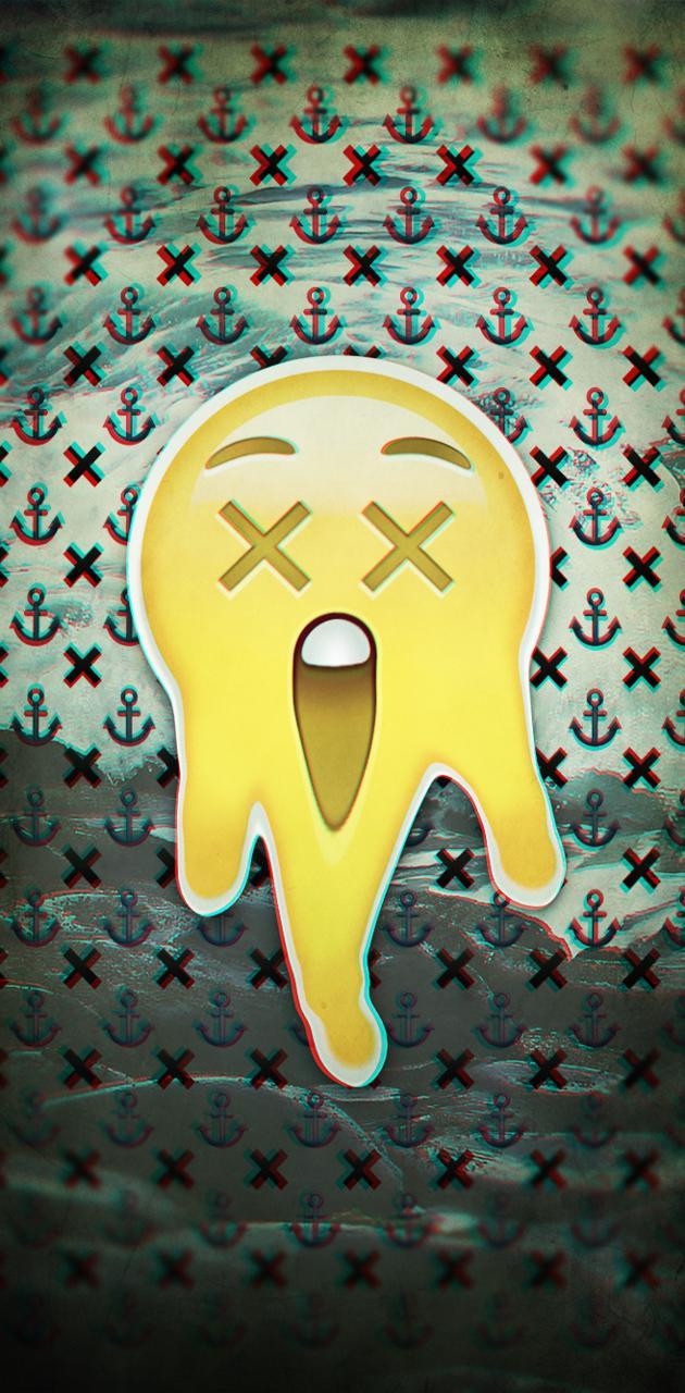 Emoji Art Wallpaper
