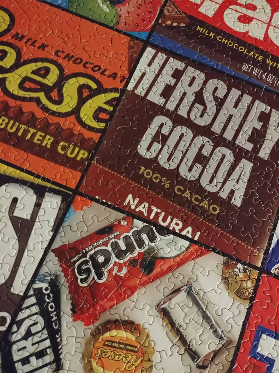 Chocolate Puzzle 2