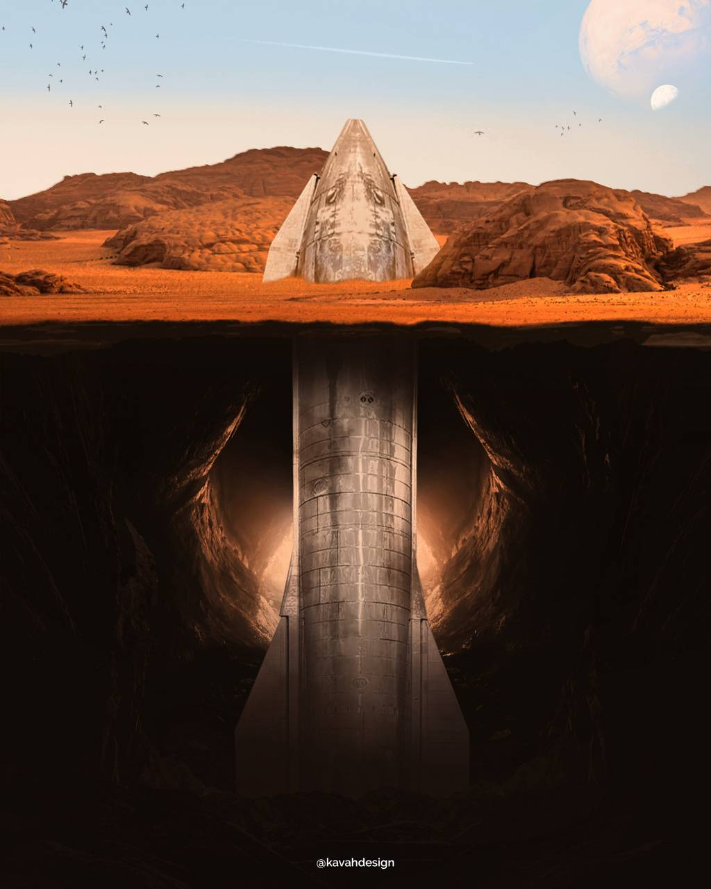 Starship Underground