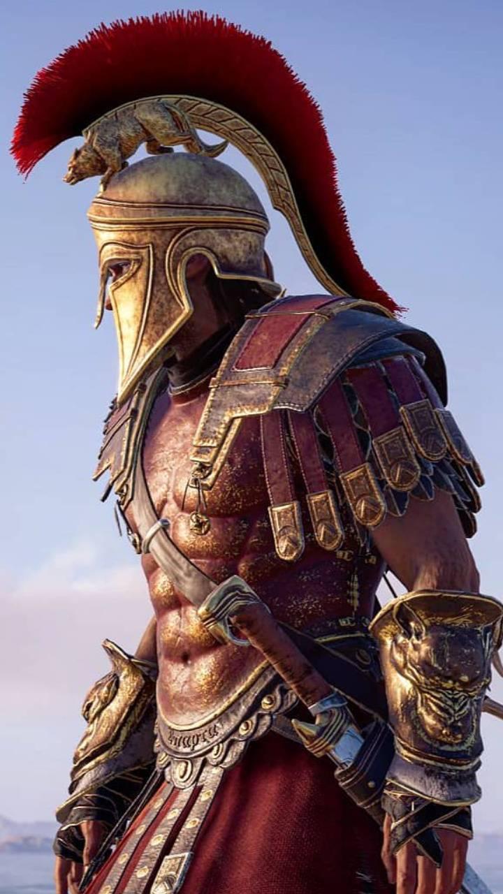 Alexios Spartan